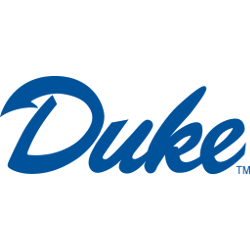 Duke Blue Devils Wordmark Logo | Sports Logo History
