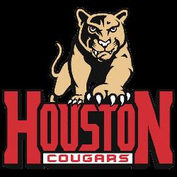 Houston Cougars Primary Logo 1995 - 2002