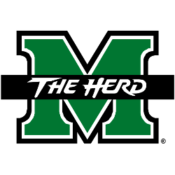 Marshall Thundering Herd Primary Logo
