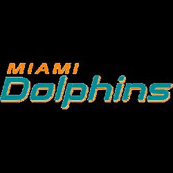 Miami Dolphins Wordmark Logo 2013 - Present