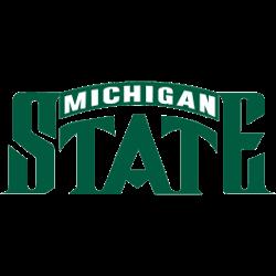 Michigan State Spartans Wordmark Logo 1987 - Present