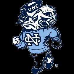 North Carolina Tar Heels Primary Logo 1983 - 1998