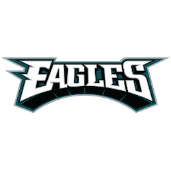 Philadelphia Eagles Wordmark Logo 1996 - Present