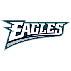 Philadelphia Eagles Wordmark Logo 1996 - Present