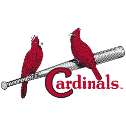 St. Louis Cardinals Primary Logo 1927 - 1947