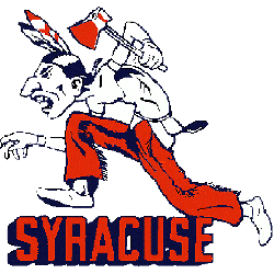 Syracuse Orange Primary Logo 1972 - 1988