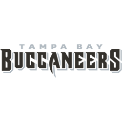 Tampa Bay Buccaneers Wordmark Logo 2014 - 2019