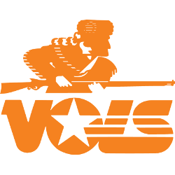 Tennessee Volunteers Primary Logo 1983 - 1996