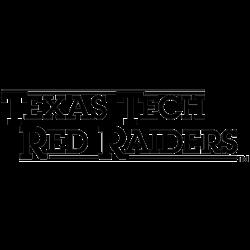 Texas Tech Red Raiders Wordmark Logo 2000 - Present