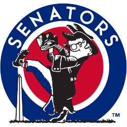 Washington Senators Primary Logo