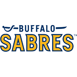 Buffalo Sabres Wordmark Logo 2014 - 2020