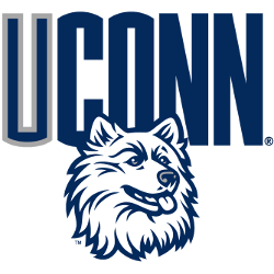 Connecticut Huskies Alternate Logo 1996 - 2012