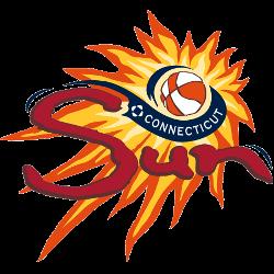 Connecticut Sun Primary Logo