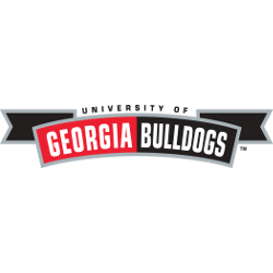 Georgia Bulldogs Wordmark Logo 2002 - Present