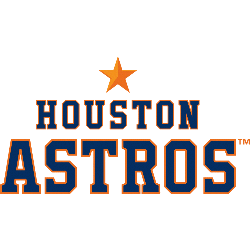 Houston Astros Wordmark Logo 2013 - Present