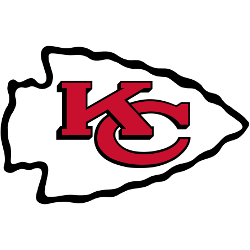 Kansas City Chiefs Primary Logo 1972 - Present