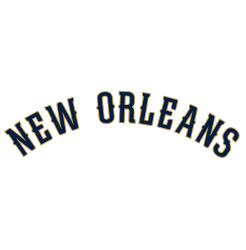 New Orleans Pelicans Wordmark Logo | Sports Logo History