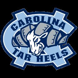 North Carolina Tar Heels Alternate Logo 2005 - 2014