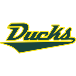 Oregon Ducks Wordmark Logo 2013 - Present