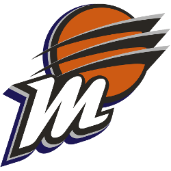 Phoenix Mercury Alternate Logo 2011 - Present