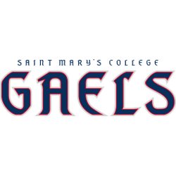 saint-marys-gaels-wordmark-logo-1981-2006