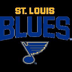 St. Louis Blues Wordmark Logo 2017 - Present