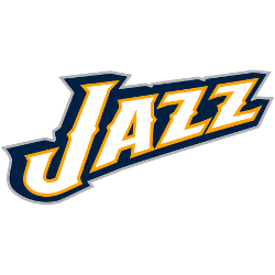 Utah Jazz Wordmark Logo 2011 - 2016