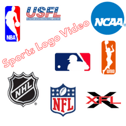 Sports Logo Video Logo Icon