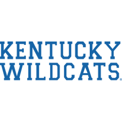 Kentucky Wildcats Wordmark Logo 2005 - 2015