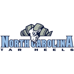 North Carolina Tar Heels Wordmark Logo 1999 - 2014