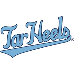 North Carolina Tar Heels Wordmark Logo 2015 - Present