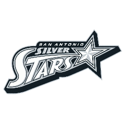 San Antonio Silver Stars Primary Logo