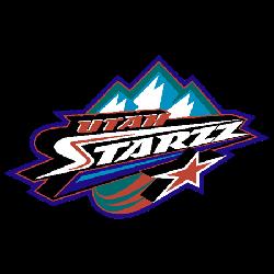 Utah Starzz Primary Logo