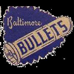Baltimore Bullets Alternate Logo 1944 - 1954