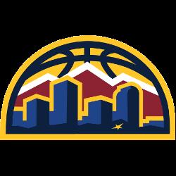 Denver Nuggets Alternate Logo 2019 - Present