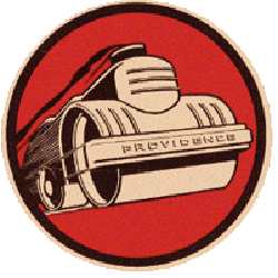 Providence Steam Rollers Primary Logo