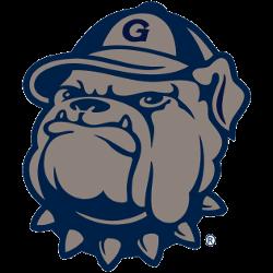 Georgetown Hoyas Secondary Logo 1996 - Present
