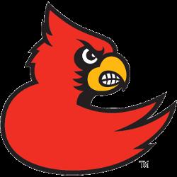 Louisville Cardinals Alternate Logo 2007 - 2012