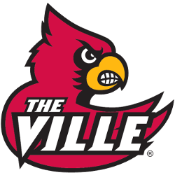 Louisville Cardinals Alternate Logo 2013 - Present