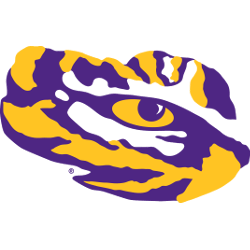 LSU Tigers Secondary Logo 2014 - Present