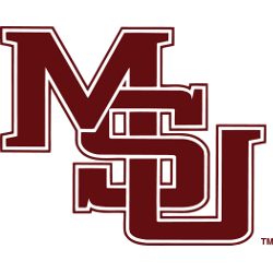 Mississippi State Bulldogs Primary Logo 1996 - 2003