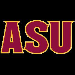 Arizona State Sun Devils Wordmark Logo 2011 - Present