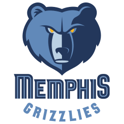 Memphis Grizzlies Primary Logo 2005 - 2018