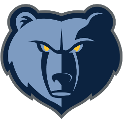 Memphis Grizzlies Alternate Logo 2018 - Present