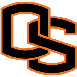 Oregon State Beavers Alternate Logo 2013 - Present