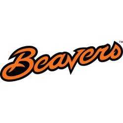 Oregon State Beavers Wordmark Logo 2013 - Present