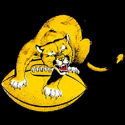 Washington State Cougars Primary Logo 1953 - 1955