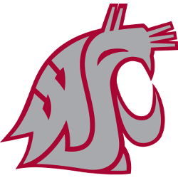 Washington State Cougars Alternate Logo 1995 - Present