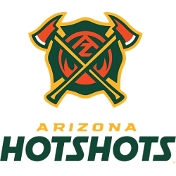 Arizona Hotshots Primary Logo 2018 - 2019