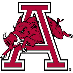 Arkansas Razorbacks Secondary Logo 1974 - 1995